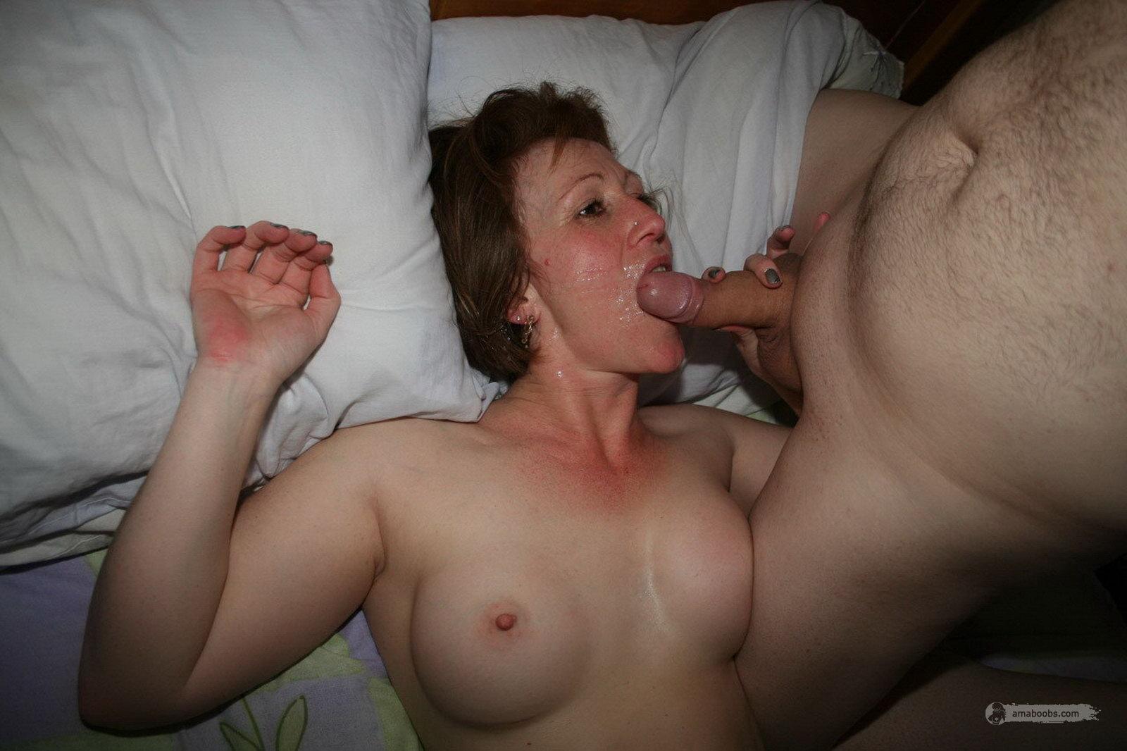 Mother Cum Swallow